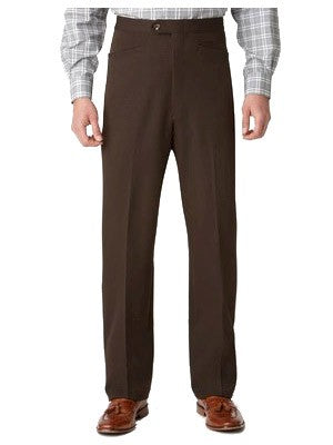 Ascott Browne 100% Polyester Beltless Western Fron