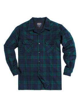 Pendleton 100% Wool Board Shirts - Regular Sizes