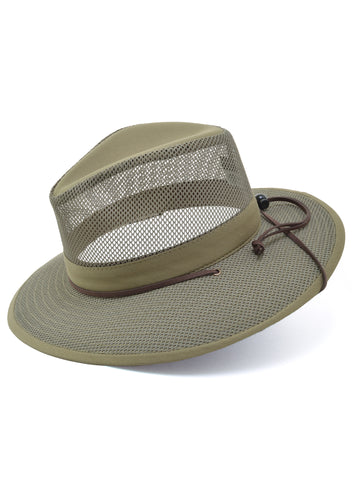 Turner Cotton Blend Aussie Mesh Flex Hats