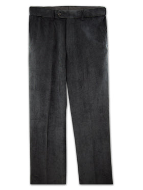 Kenneth Morton 21 Wale Corduroy Slacks - Short Man