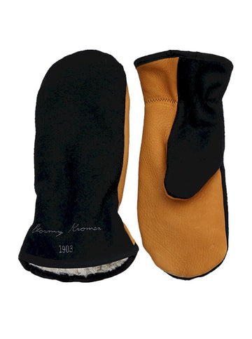 Stormy Kromer Tough Mitts in Black - 51870-BLK