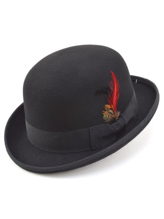 Broner 100% Wool Men's Derby Hats