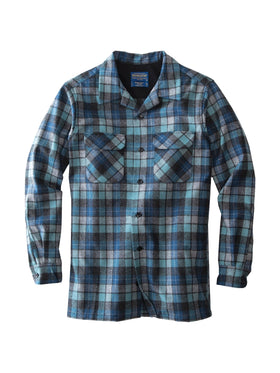 Pendleton 100% Wool Beach Boy Board Shirts - Tall Sizes