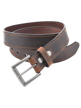 Lejon Oil Tanned Distressed Harness Leather Tracke