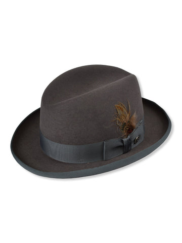 Stetson 100% Wool Felt Homburg Hats
