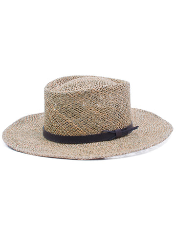 Stetson Men's Straw Gambler Hat