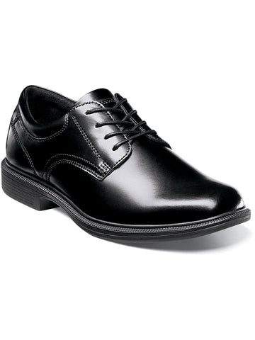 Nunn Bush Baker Street Plain Toe Oxford Dress Shoe