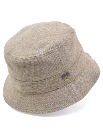 Dobbs Wool Blend Kirven Men's Bucket Hat