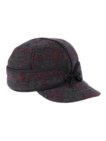 Origional Stormy Kromer Caps With Ear Band in Adir