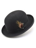 Stetson 100% Wool Felt Derby Hat