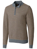 Cutter & Buck Long Sleeve Douglas Range 1/4 Zip Sw