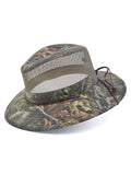 Turner Cotton Blend Aussie Camo Mesh Flex Hats
