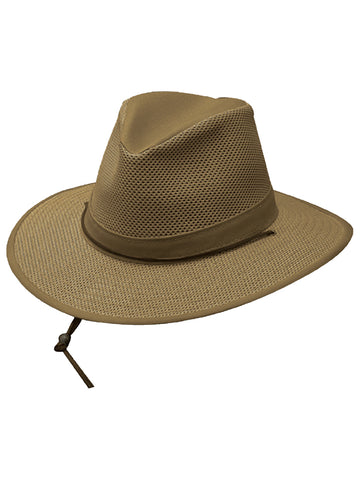 Henschel Packable Aussie Men's Hats in Earth