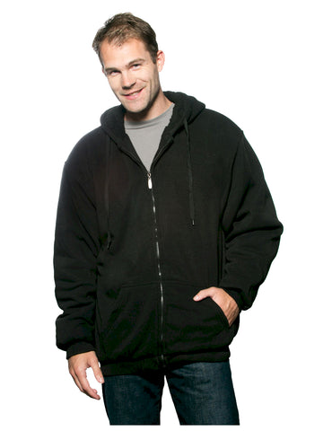 i5 Apparel 100% Polyester Fleece Hoodie with Sherp