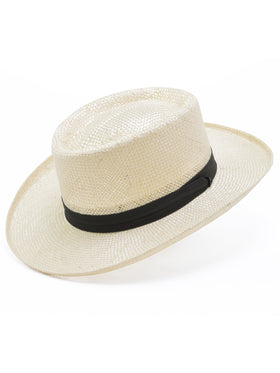 Stetson Sisal Straw Muldoon Hat