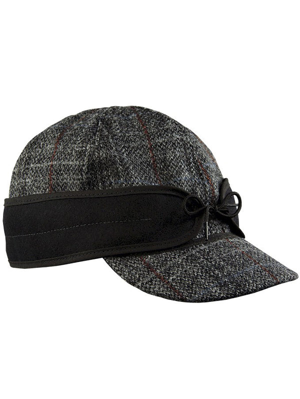 Stormy Kromer Original Caps with Harris Tweed in Frederick - 50140-FRD