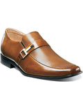 "Stacy Adams ""Beau"" Moc Toe Leather Dress Shoes in"