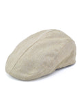 Stetson 100% Polyester Textured Ivy Cap in Tea