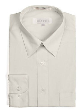 Marquis Men's Cotton Blend Dress Shirts - Big Man