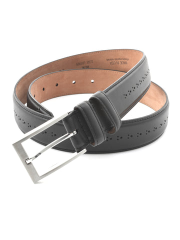 Lejon 35mm Full Grain Chancellor Belts - Big Man S