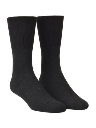 Euro Choice Pin Dot Cushion Sole Socks - Regular Size
