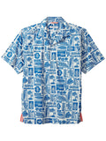 Tommy Bahama 100% Cotton Lido Beach Camp Shirts in