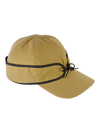 Stormy Kromer Cotton Blend Field Caps in Wheat - 50200-WHT