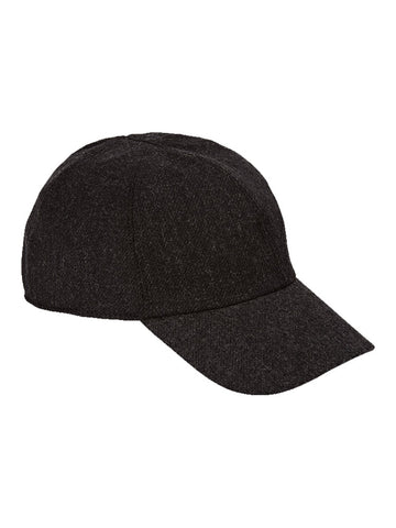 Stormy Kromer 'The Curveball' 100% Wool Caps in Ch