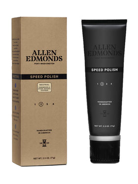 Allen Edmonds 2.5oz Speed Polish in Neutral
