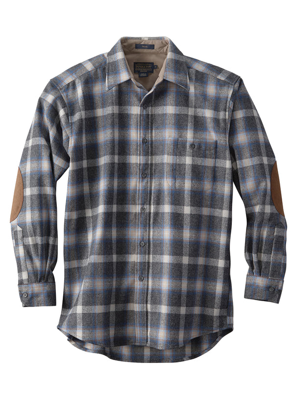 Pendleton Long Sleeve Wool Trail Shirts - AA032-32108