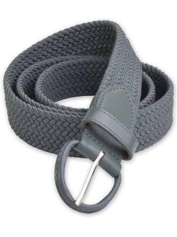 Florsheim Stretch Casual Belt in Grey 5-2085
