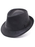 Dobbs 100% Polyester Urban Hats in Black