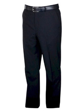 Berle Wool Blend Self Sizing Dress Pants - Short M