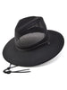 Henschel Packable Aussie Men's Hats in Black