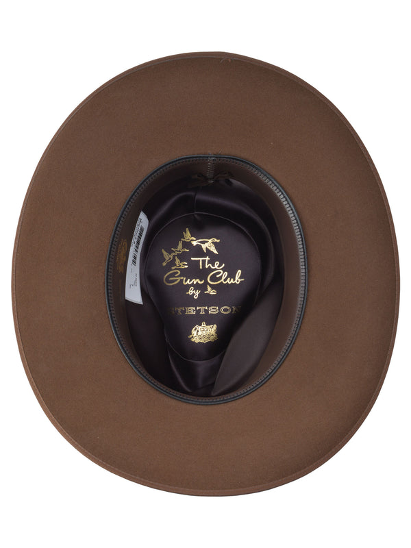 Stetson Middleton 5X Fur Felt Hat With Box