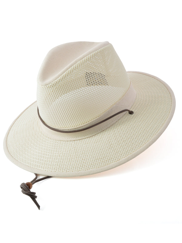 Henschel Packable Aussie Men's Hats in Natural