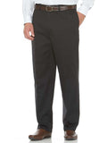 Savane Super Soft Flat Front Performance Chino Pan