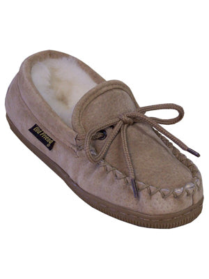 Old Friend's Ladies' Loafer Moccasin Slippers