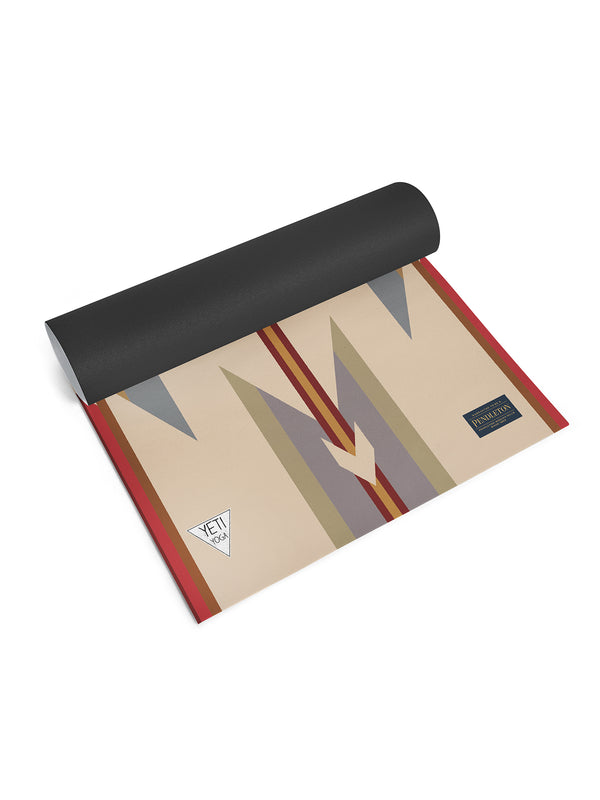 Pendleton Wyeth Trail Yoga Mat by Yeti