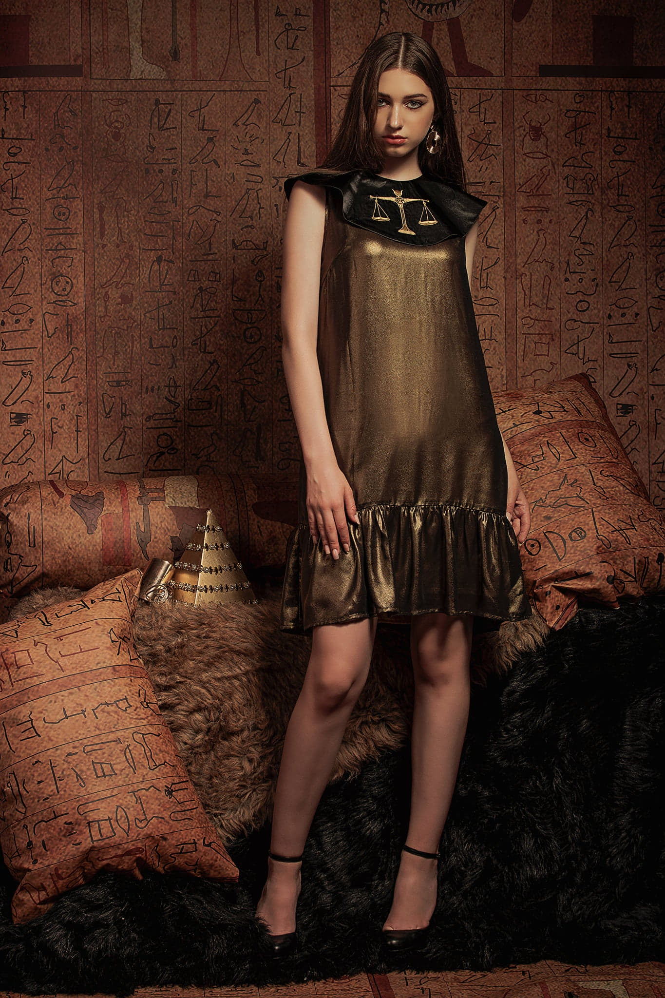 The Maat Dress