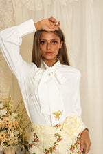 Cupid Bow Blouse