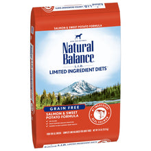 Load image into Gallery viewer, Natural Balance L.I.D. Limited Ingredient Diets Sweet Potato & Fish Adult Dry Dog Food