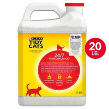 Load image into Gallery viewer, Tidy Cats Scoop 24/7 Performance Continuous Odor Control for Multiple Cats Cat Litter