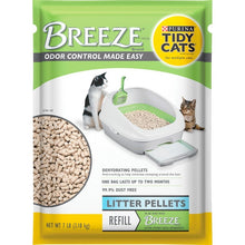 Load image into Gallery viewer, Tidy Cat Breeze Cat Litter Pellets