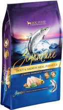 Load image into Gallery viewer, Zignature Trout & Salmon Meal Formula Dry Dog Food