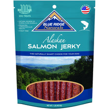 Load image into Gallery viewer, Blue Ridge Naturals Salmon Jerky