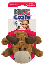 Load image into Gallery viewer, KONG Marvin Moose Cozie Plush Dog Toy