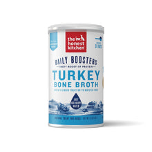 Load image into Gallery viewer, The Honest Kitchen Daily Boosters Turkey Bone Broth for Dogs and Cats
