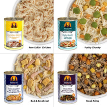 Load image into Gallery viewer, Weruva Classic Grain Free Baron's Batch Canned Dog Food Variety Pack