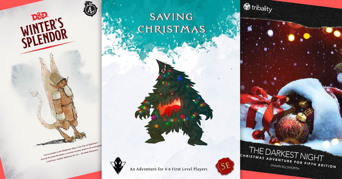 7 Free Christmas and Holiday D&D Adventures to Check Out